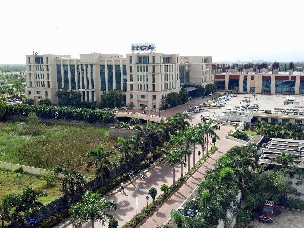 Hcl Company Noida Company:hcl Infosystems Ltd