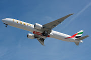 L/N 1039 C/N 41080 B77731HER A6EGY EMIRATES (egy emirates)