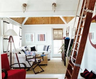 Nautical home decorating nautical handcrafted decor blog Nautical themed interior design