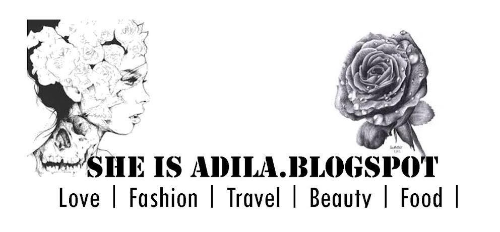 She is Adila