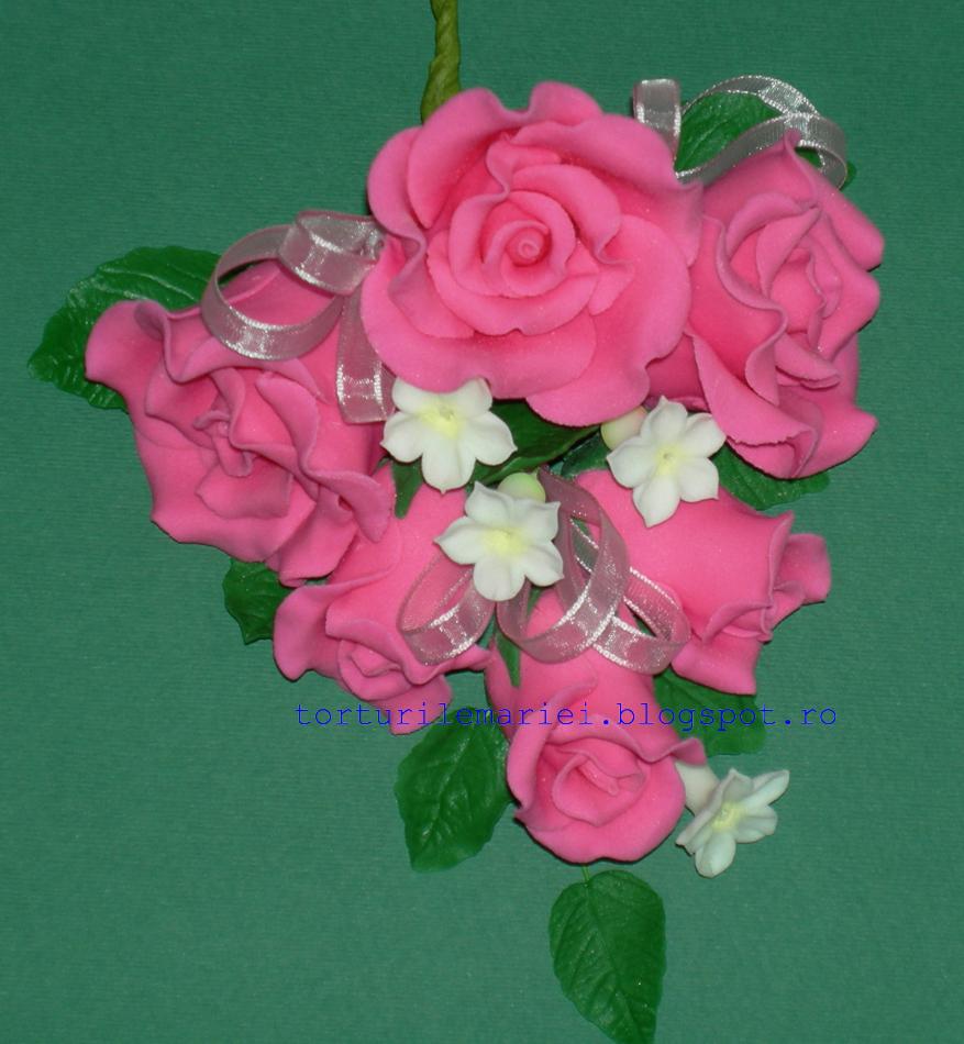 Lovely Creative Cakes 9 Beautiful Sugar Flowers