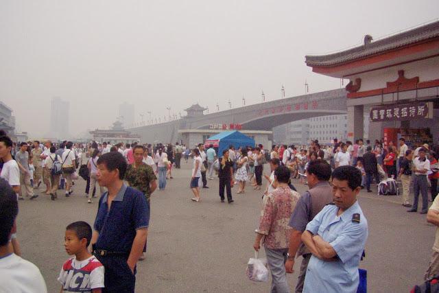 Xian Train Station