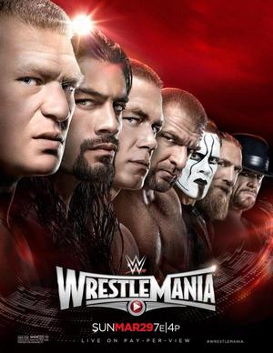 تغطية مباريات مهرجان رسلمانيا 31 الأحد 29-3-2015 WWE Wrestlmania