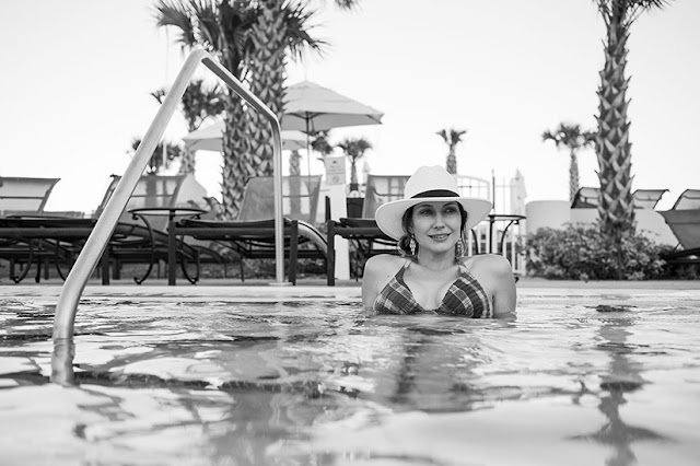 Poolside at Omni Amelia Island Plantation Resort