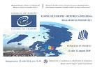 """""""Consiliul Europei ‒ Republica Moldova: realizări și priorități"""""""