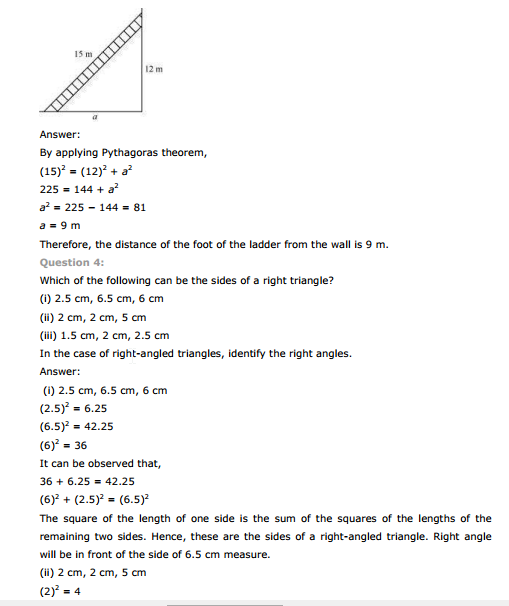 NCERT Text Book Solutions NCERT Solutions for Class 7th Maths – Properties of Solutions Worksheet