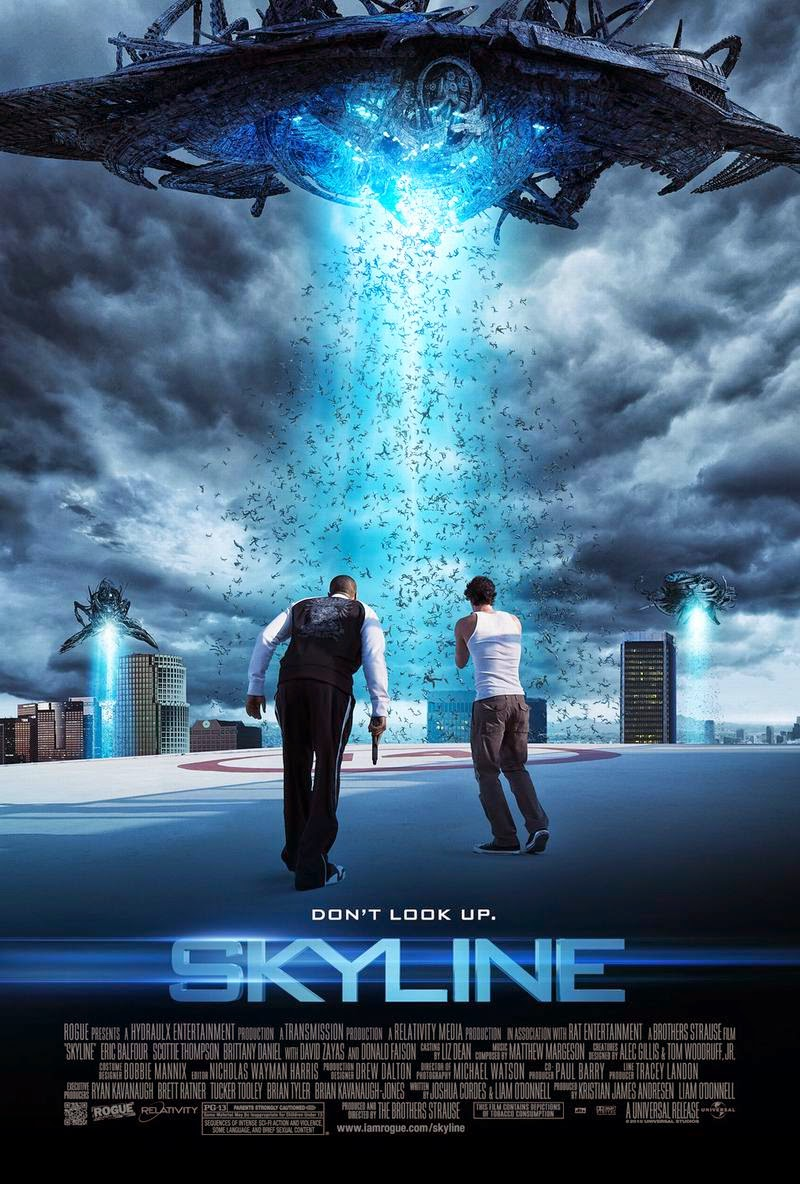 Astral nymphets  Skyline (2010)