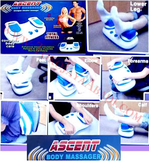 ascent body massager