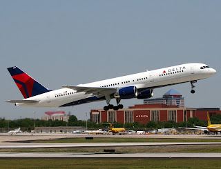 boeing 757-300 delta airlines, b757-300 delta airlines, delta airlines, boeing 757-300