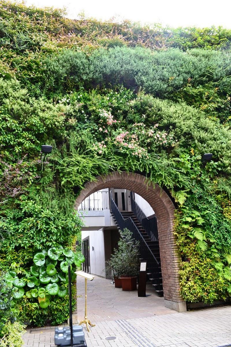 Jardines verticales naturaleza y espacios for Jardines verticales