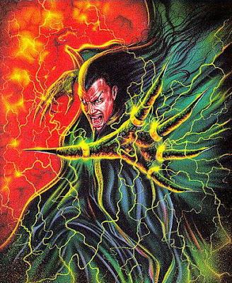 Mandarin (Marvel Comics) Character Review - Scary (Action)