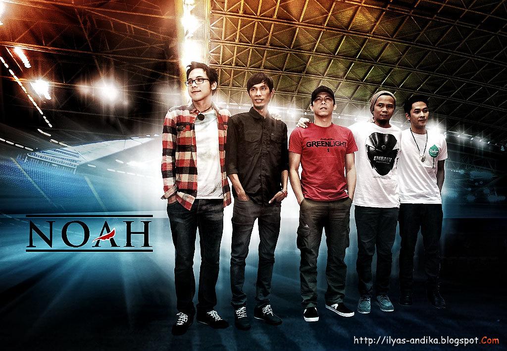 Wallpaper Noah - Sahabat Noah Indonesia