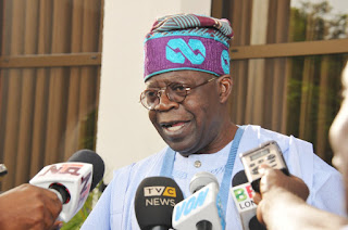2019 presidency: Again, Tinubu attacks Atiku, reveals why he's unfit to rule Nigeria