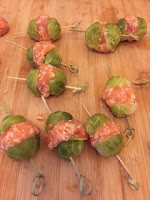 Recipe by Appetit Voyage because Brussels sprout rock!