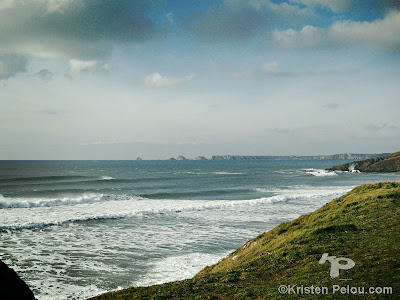 Photographe de surf en Bretagne, photo Kristen Pelou