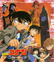 Conan Movie 6 : Bóng Ma Trên Phố Baker 2002 - Detective Conan Movie 6: The Phantom Of Baker Street
