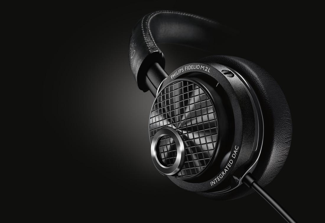 Philips Fidelio M2L Kopfhörer mit integriertem DAC