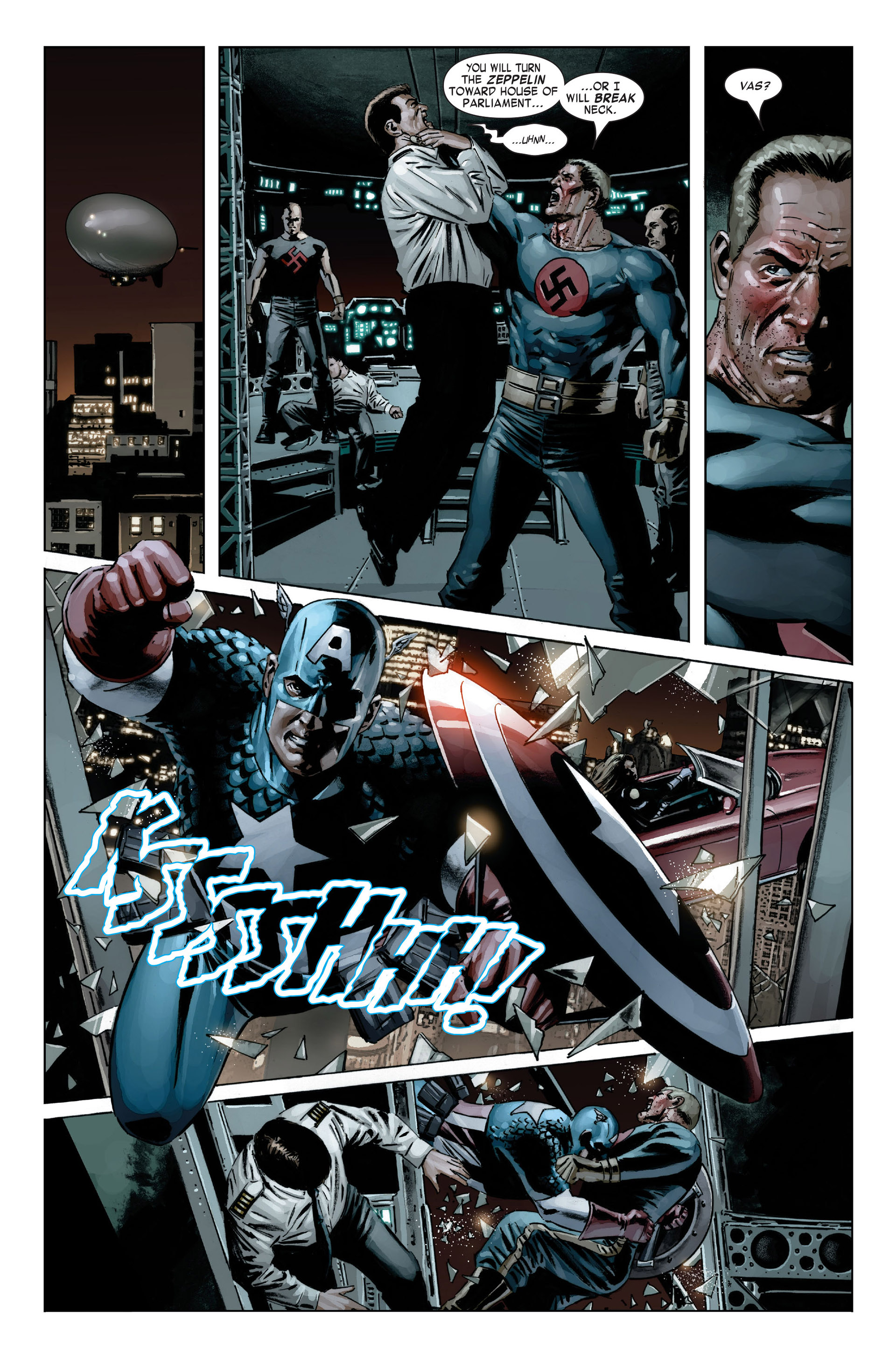 Captain America (2005) Issue #20 #20 - English 11