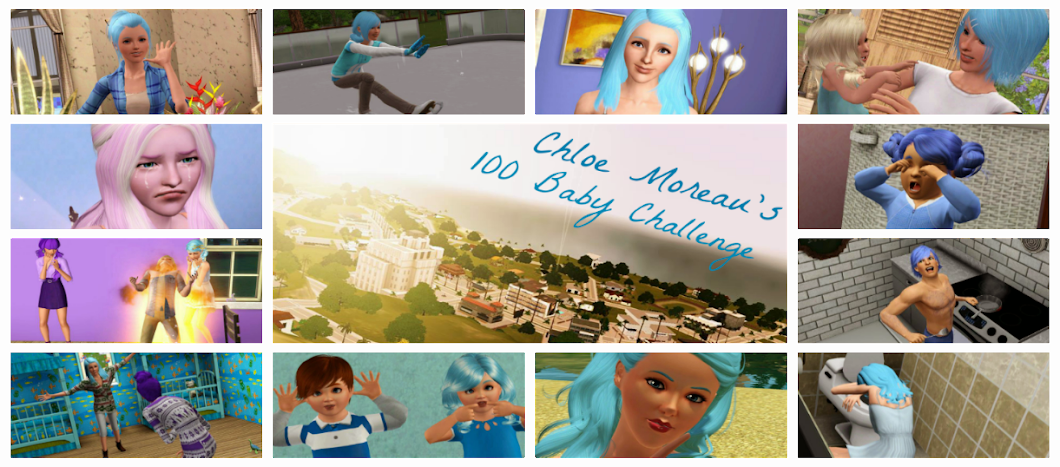 Chloe Moreau's 100 Baby Challenge