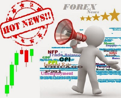 Berita Fundamental Forex Paling Penting