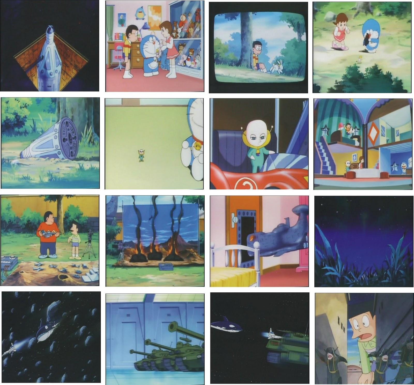 HIRRRS.blogspot.com: Doraemon The Mobie 1985 : Nobita's