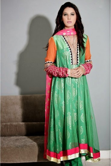 MARIA-B Eid Dress Collection 2014 Vol-2