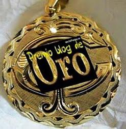 "Premio ""Blog Amigos de Oro"""
