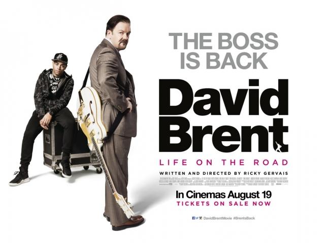 Hình ảnh phim David Brent: Chuyến Lưu Diễn Kỳ Quặc