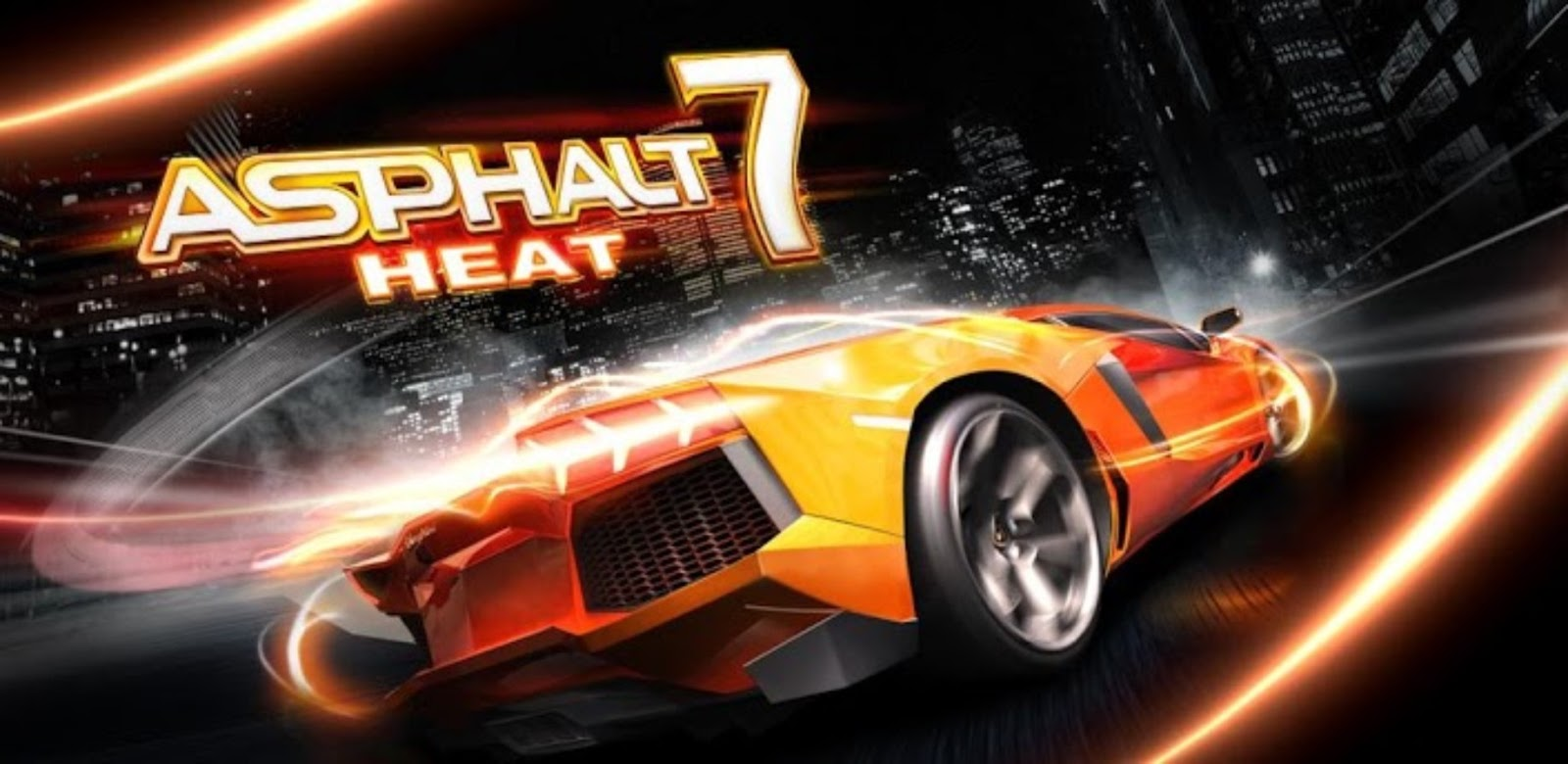 Free Download Asphalt 7: Heat v1.0.4 APK + SD DATA for Android