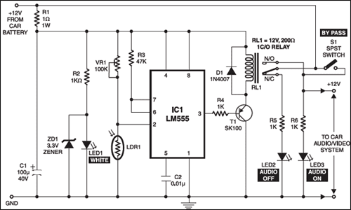 circuit wiring solution  august 2014