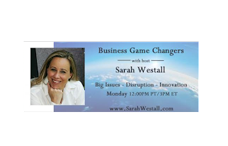 Interview: Business Game Changers with Sarah Westall, Original Airdate: Feb. 20, 2017