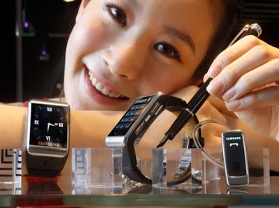 Samsung Akan Rilis Jam Tangan Pintar