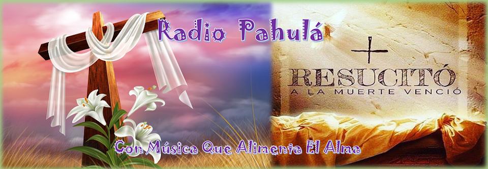 """Radio Pahulá """"Digitalizando la voz de Jesús"""""""