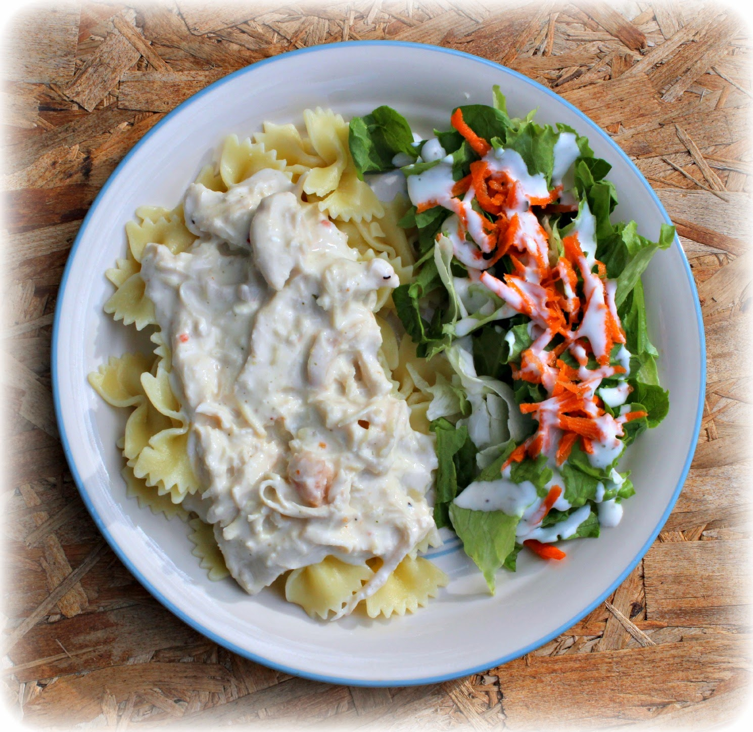 Crock Pot Creamy Italian Chicken Recipe: AJcrazies by AJK
