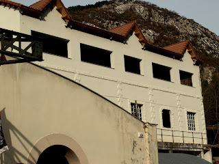 museo fabrica clot del moro asland abandono tren cement cemento