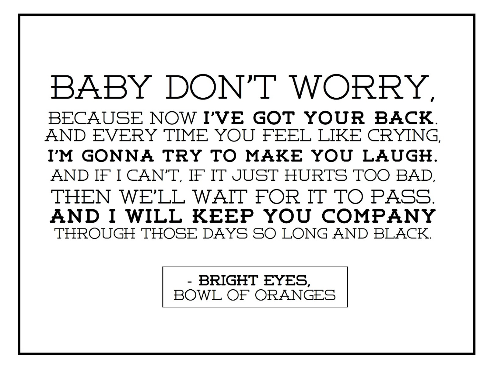 Sad Bright Eyes Quotes Bright eyes quotes about love quotesgram
