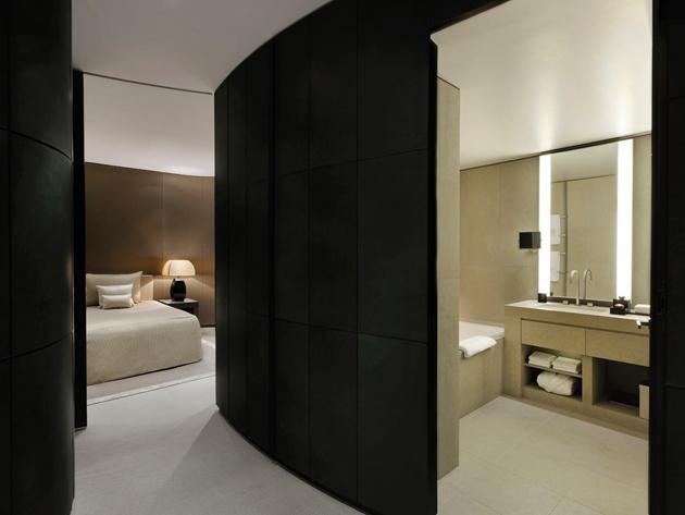 Maisonette apartment fears for Armani hotel dubai