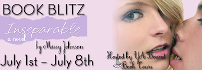 {Excerpt+Giveaway} Inseparable by Missy Johnson