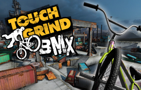 Touchgrind BMX iphone border=