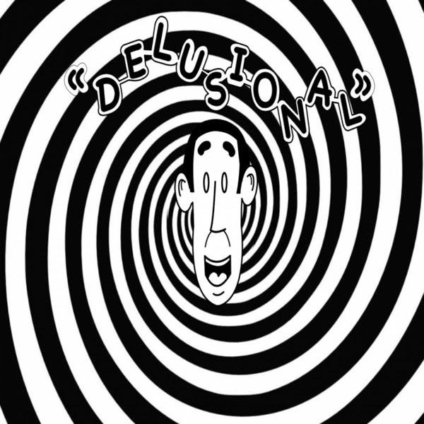Kurious - Delusional - Single Cover