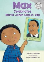 bookcover of Max Celebrates Martin Luther King, Jr. Day  by Adria F. Worsham