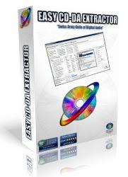 برنامج Easy CD-DA Extractor للتحويل الى CDA
