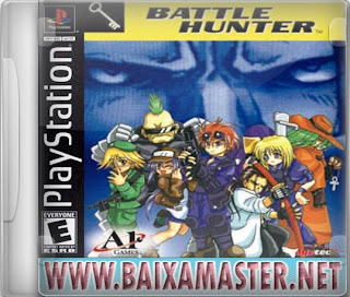download Battle Hunter PS1