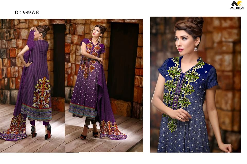 Pakistani-Chiffon-Lawn-Collection