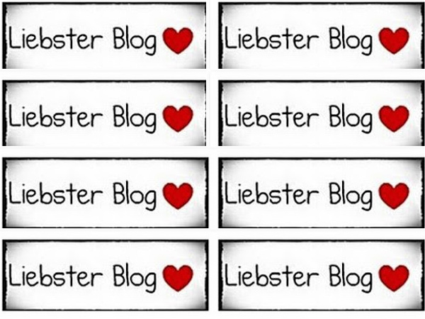Liebster Blog :))
