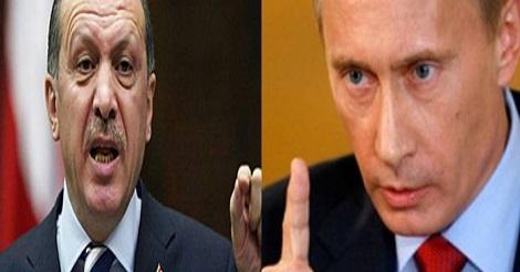 """رد قوي وعنيف من بوتن """" اسقاط الطائرة الروسية"""" و الناتو يعلن اجتماع طارئ"""