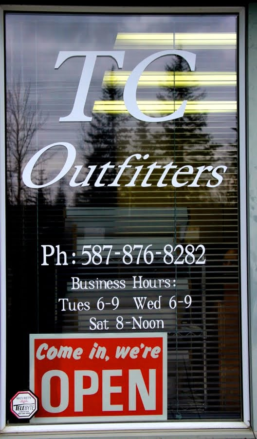 TC Outfitters is Open!