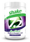 7.2 is part of our Go GREEN Movement. Both the alkaline SHAKE and GREENS are in the CUSTOM BLEND