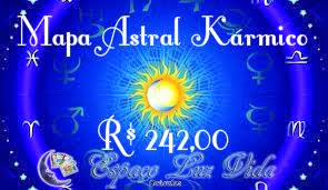 Mapa Astral karmico