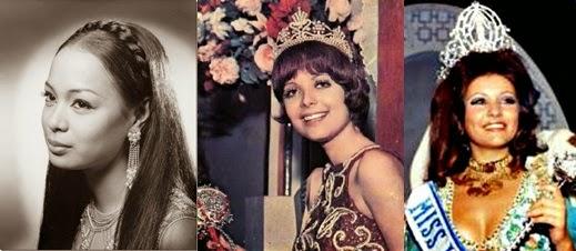 Misses Universo 69 - 70 - 71